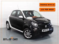 USED 2015 15 SMART FORFOUR 1.0 PASSION 5d 71 BHP Finance Available In House