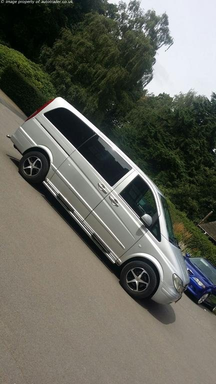 View our 2009 59 MERCEDES-BENZ VITO 2.1 115CDI Traveliner Long Bus 5dr (8 Seats)