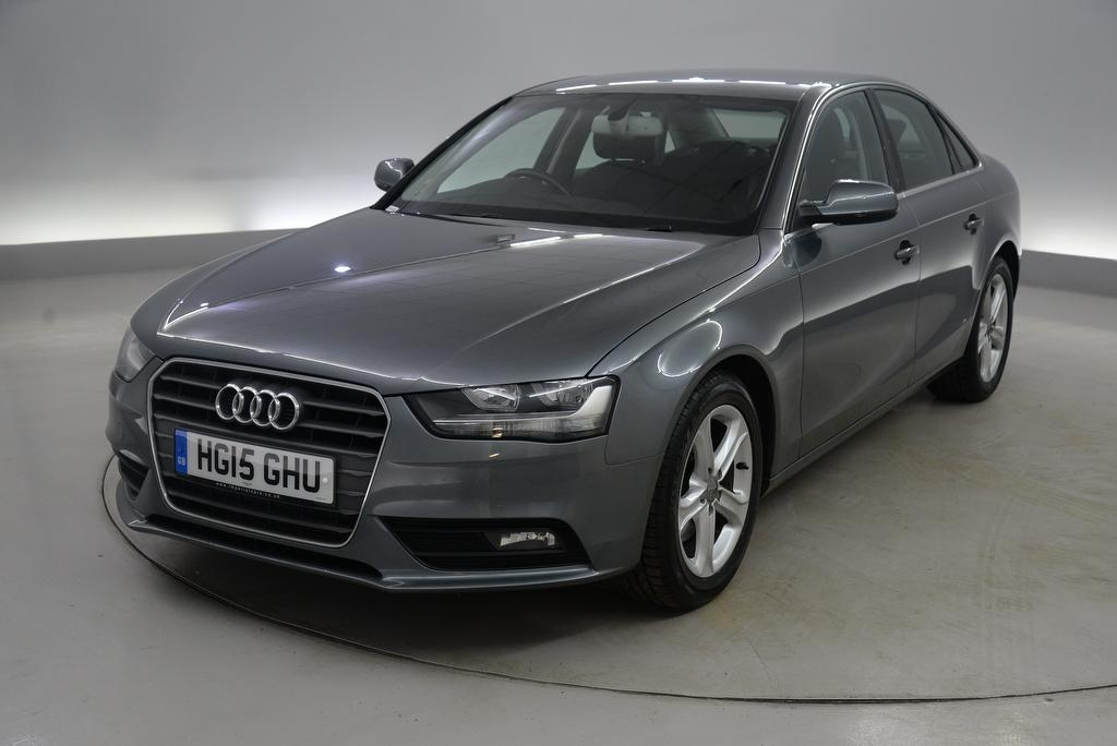 View our 2015 15 AUDI A4 2.0 TDIe SE 4dr - SD CARD MEDIA INPUT - 17IN ALLOYS - PARKING SENSORS