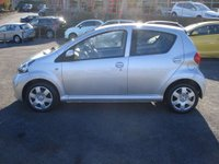 USED 2006 56 TOYOTA AYGO 1.0 VVT-I PLUS 5d 67 BHP ROAD TAX ONLY £20 A YEAR