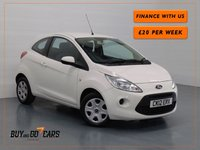USED 2012 12 FORD KA 1.2 EDGE 3d 69 BHP Finance Available In House