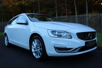 USED 2014 14 VOLVO V60 1.6 D2 SE LUX 5d 113 BHP VERY ECONOMICAL WITH UP TO 74MPG, ONLY £20 ROAD TAX, FULL HISTORY!!!