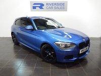 2013 BMW 1 SERIES 2.0 118D M SPORT 3d 141 BHP £9500.00