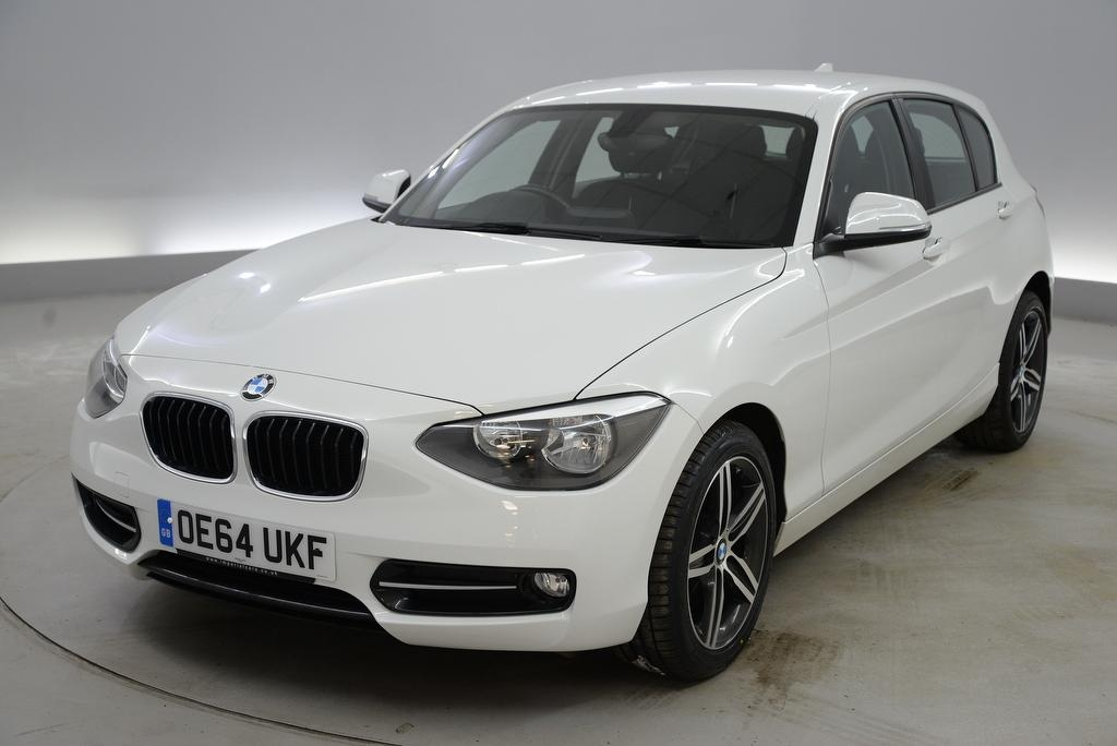 View our 2014 64 BMW 1 SERIES 116d Sport 5dr - 17IN ALLOYS - CLIMATE CONTROL - KEYLESS START 2.0
