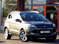 USED 2015 65 FORD KUGA 2.0 TDCi ZETEC 5dr (150)  ** Appearance Pack **