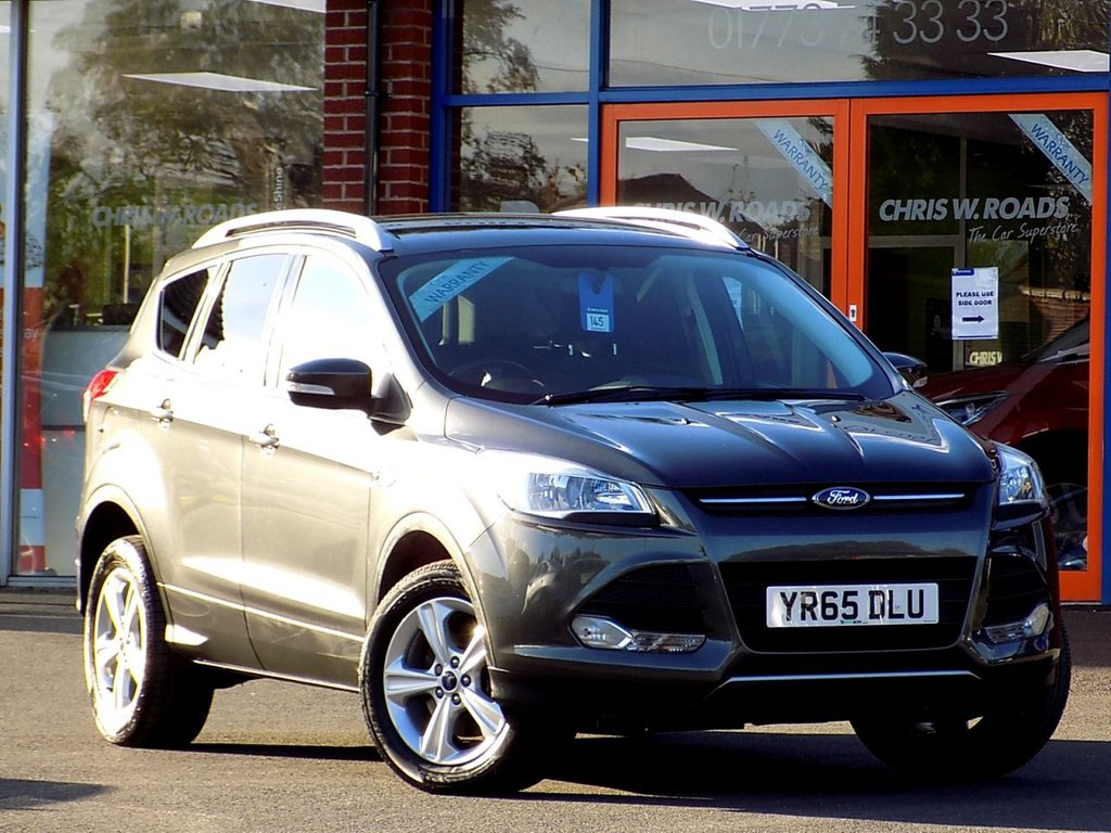 Used   Ford Kuga   Tdci Zetec Dr  Appearance Pack