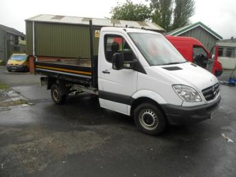 2009 MERCEDES-BENZ SPRINTER}