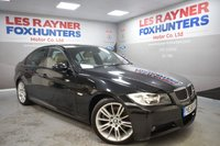 USED 2009 BMW 3 SERIES 3.0 325D M SPORT 4d AUTO 195 BHP Full Service history, Low miles, Bluetooth, Full Leather