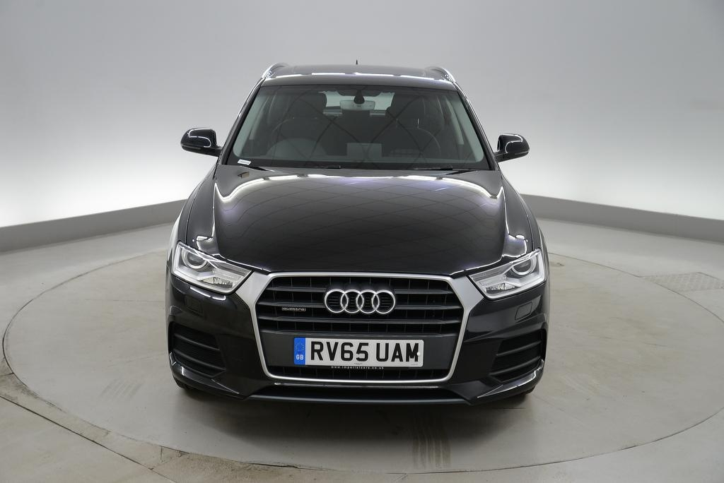 AUDI Q3 at Click Motors