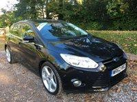 2012 FORD FOCUS 1.0 TITANIUM X 5d 124 BHP £7775.00