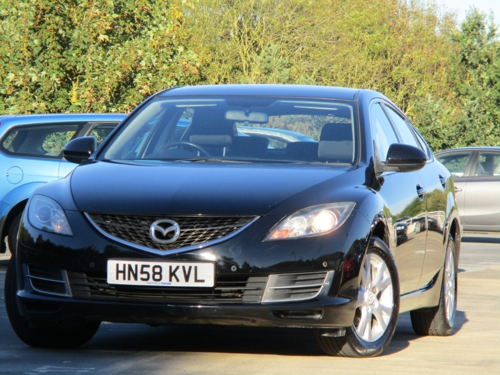View our 2008 58 MAZDA 6 2.0 TS 5dr