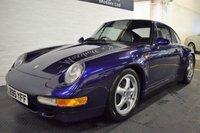 1994 PORSCHE 993 993 3.6 CARRERA 2d 268 BHP £48999.00