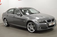 USED 2011 61 BMW 3 SERIES 2.0 320D EXCLUSIVE EDITION 4d AUTO 181 BHP LOW MILES + LEATHER + SERVICE HISTORY + 19 INCH ALLOYS