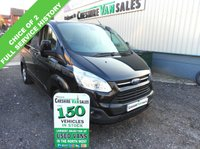 2015 FORD TRANSIT CUSTOM 2.2 290 LIMITED 125BHP CHOICE OF 2 FULL SERVICE HISTORY £8995.00