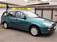 2001 FORD FOCUS 1.6 1d  £750.00