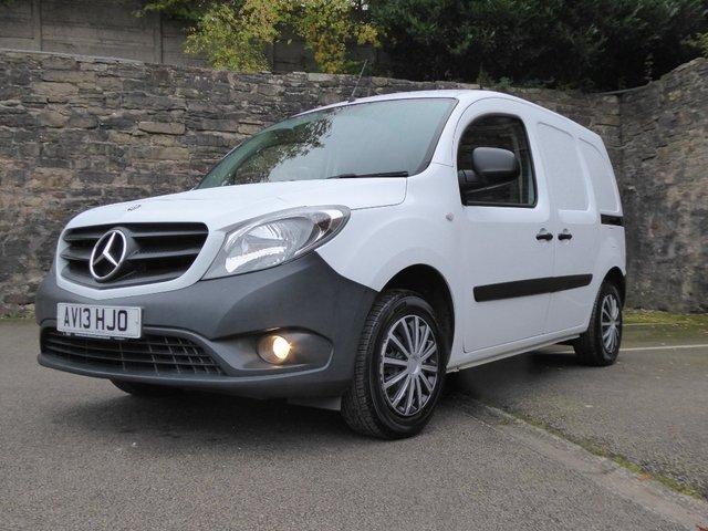 View our 2013 13 MERCEDES-BENZ CITAN 109 CDI LONG VAN