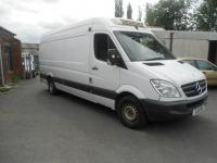 USED 2011 11 MERCEDES-BENZ SPRINTER 313 CDI FREEZER VAN 2.2