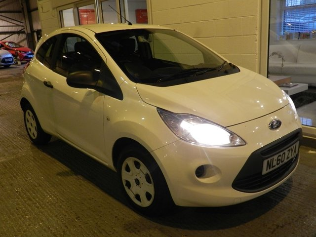 View our 2010 60 FORD KA 1.2 Studio 3dr