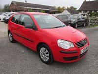 USED 2008 08 VOLKSWAGEN POLO 1.2 E 3DR VW ENGINEERING