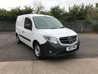 2017 MERCEDES-BENZ CITAN}