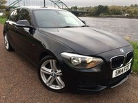 USED 2014 14 BMW 1 SERIES 2.0 116D M SPORT 5d 114 BHP **IMMACULATE INSIDE AND OUT**
