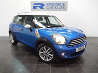 2011 MINI COUNTRYMAN 1.6 COOPER 5d 122 BHP £7500.00