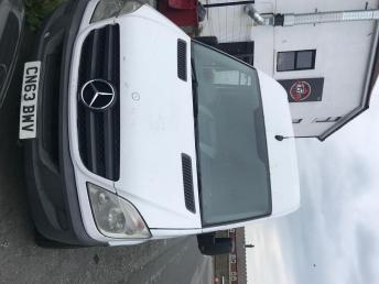2013 MERCEDES-BENZ SPRINTER}