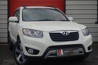 2011 HYUNDAI SANTA FE 2.2 PREMIUM CRDI 5d AUTO 194 BHP £10695.00