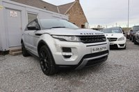 USED 2013 63 LAND ROVER RANGE ROVER EVOQUE Dynamic AWD 2.2 SD4 Auto 5dr ( 190 bhp ) One Previous Owner Full Land Rover Service History 9 Speed Gearbox Panoramic Glass Sunroof Big Spec Example