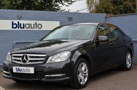 2012 MERCEDES-BENZ C 200 2.1 CDI BLUE EFFICIENCY EXECUTIVE SE AUTO £10850.00