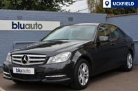 USED 2012 62 MERCEDES-BENZ C 200 2.1 CDI BLUE EFFICIENCY EXECUTIVE SE AUTO Satellite Navigation Preparation, Dual Climate Control, Cruise Control, Full Leather Interior, Front & Rear Parking Sensors, Full Mercedes Service History.