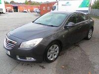 USED 2011 61 VAUXHALL INSIGNIA 2.0 SRI NAV CDTI 5d AUTO 157 BHP