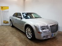 "USED 2007 57 CHRYSLER 300C 3.0 CRD RHD 4d AUTO 218 BHP SAT NAV+LEATHER+20""ALLOYS"