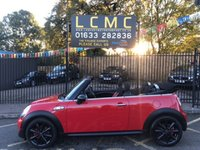 2012 MINI CONVERTIBLE 2.0 COOPER SD 2d 141 BHP £8000.00