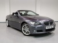 USED 2007 07 BMW 3 SERIES 3.0 330D SE 2d AUTO 228 BHP Sat Nav + Full Leather Upholstery With Heated Front Seats