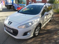 USED 2011 11 PEUGEOT 308 1.6 HDI SW ACCESS 5d 92 BHP