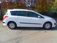 USED 2011 61 PEUGEOT 308 1.6 HDI SW ACCESS 5d 92 BHP