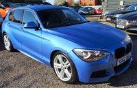 2012 BMW 1 SERIES 2.0 118D M SPORT 5d 141 BHP £8715.00
