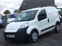 USED 2010 59 CITROEN NEMO 1.4 610 X HDI LAST OWNER SINCE 2010, TIDY VAN, PLY LINED,