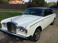 USED 1977 ROLLS-ROYCE SILVER WRAITH 6.8 1d  Rare Classic, Only 47000 Miles