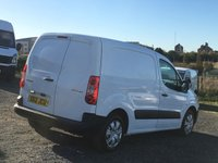 USED 2012 12 CITROEN BERLINGO 1.6 625 LX L1 HDI  ONLY ONE PREVIOUS OWNER, BLUETOOTH, 3 SEATER, PLY LINED