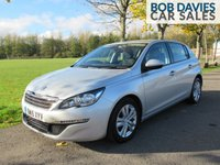 USED 2015 15 PEUGEOT 308 1.6 BLUE HDI S/S ACTIVE 5d 100 BHP