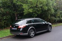 USED 2013 13 PEUGEOT 508 2.0 RXH HYBRID4 5d AUTO 200 BHP