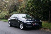 USED 2010 10 BMW 5 SERIES 3.0 530D SE 4d AUTO 242 BHP