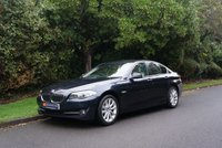 USED 2010 10 BMW 5 SERIES 3.0 530D SE 4d AUTO 242 BHP