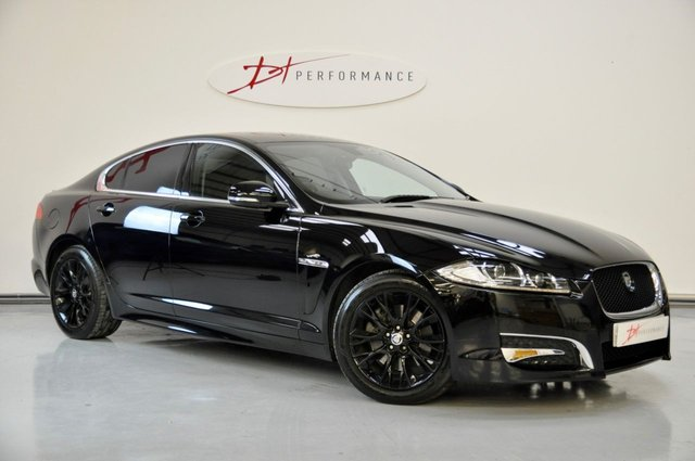 2013 13 JAGUAR XF 2.2 D SPORT 4d AUTO 200 BHP - MERIDIAN SOUND + WINTER PACK + PARKING PACK