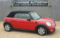 2012 MINI CONVERTIBLE 1.6 COOPER D 2d 112 BHP £6249.00
