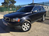 2010 VOLVO XC90 2.4 D5 ACTIVE AWD 5d AUTO 185 BHP 7 SEATER LEATHER PRIVACYFSH £8990.00