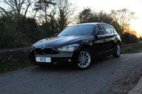 2012 BMW 1 SERIES 1.6 116D EFFICIENTDYNAMICS 5d 114 BHP £7299.00