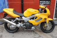 1998 HONDA VTR1000 F FIRESTORM *Only 1285 on the clock, Showroom Condition* £4200.00